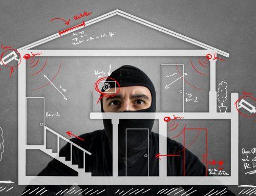 Hol jut be a betörő a házunkba?